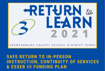 Safe Return to In-Person Instruction, Continuity of Services & ESSER III Funding Plan