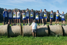 broome boys cross country