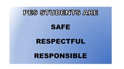 Safe Respectful Responsible