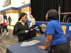Students Attend College and Career Fair