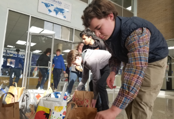 Broome's Beta Club's Canned Food Drive