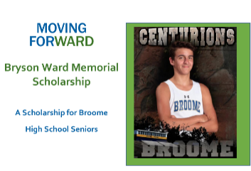 Bryson Ward Memorial Scholarship Foundation asking for applicants