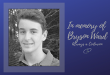 Students honor Bryson Ward with class ring