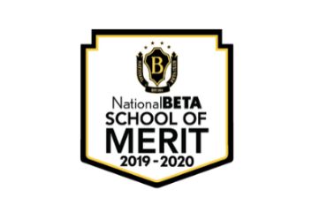 Congratulations Gettys D. Broome High School for being named a National Beta School of Merit!