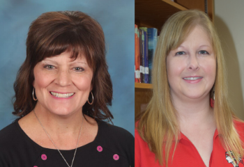 Meet your Distinguished Literacy Teachers in District Three!