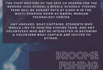 Broome Fishing Meeting