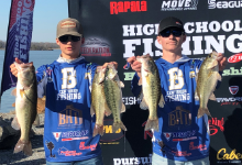 Congratulations to Colton and Parker who qualified on Saturday on Lake Hartwell and will be fishing in the TBF National High School Fishing Tournament. Both students will represent the Broome High School Bass Fishing Team in June on the Mississippi River