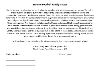 Email amyles@spartanburg3.org for an ADA friendly version of football pass information