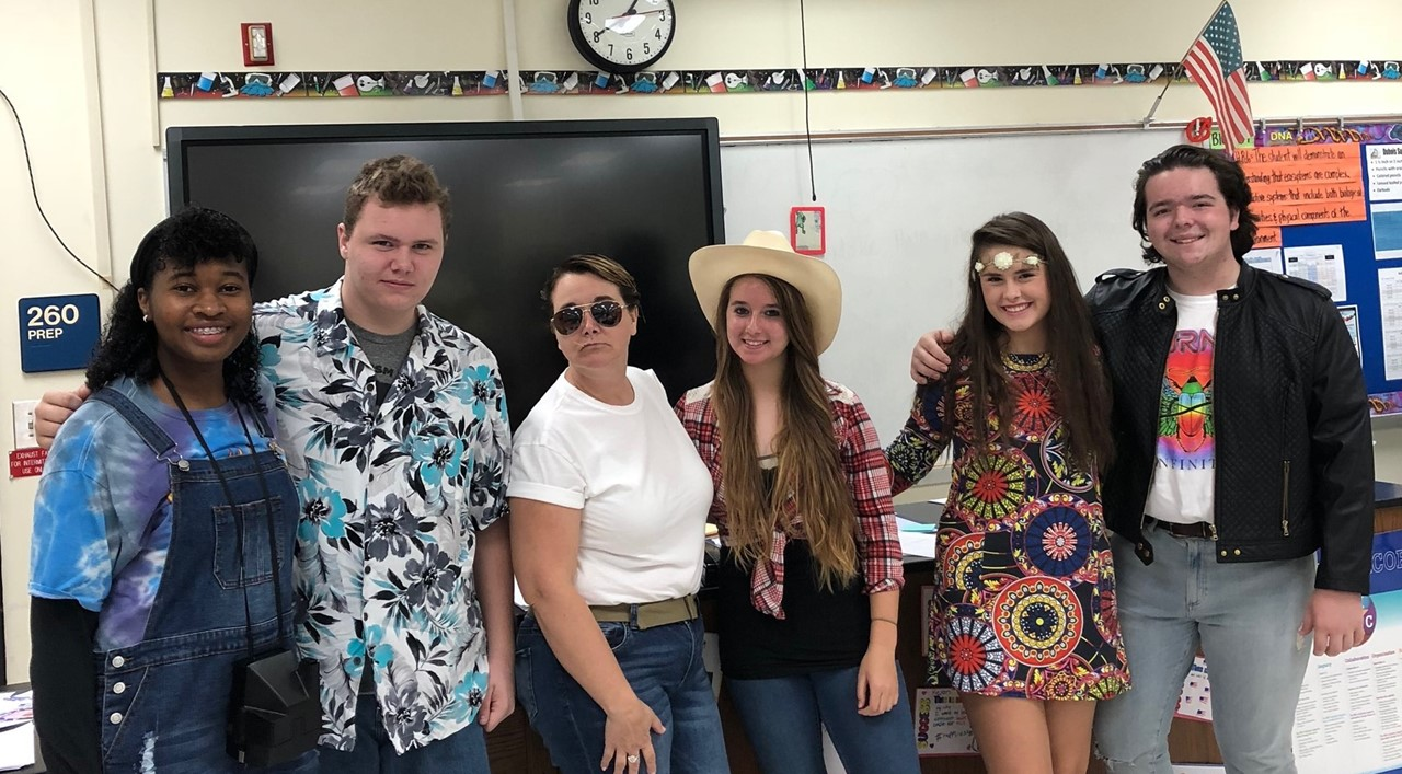 Decades Day Homecoming 2018