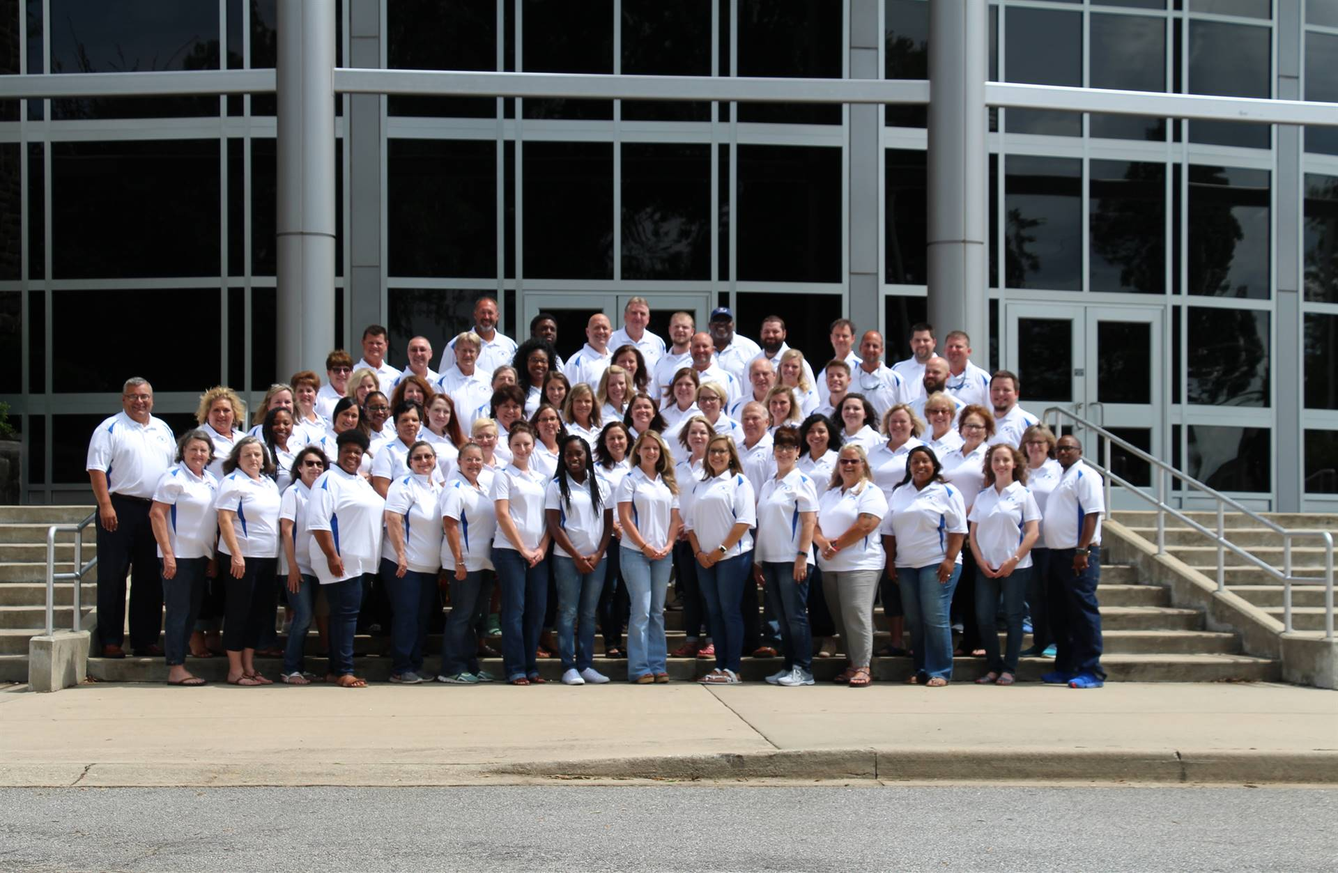 Broome Faculty and Staff 2018-2019