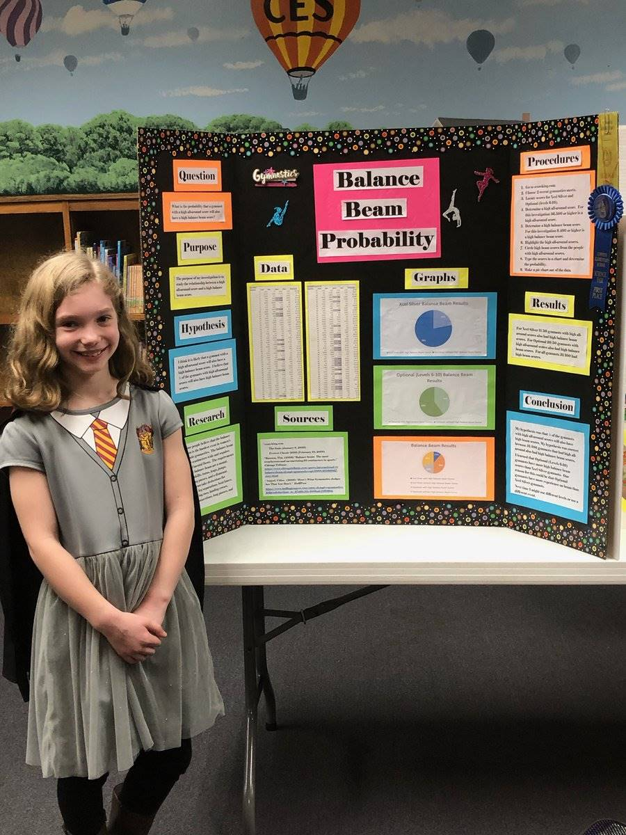 Regional Science Fair Honorable Mention
