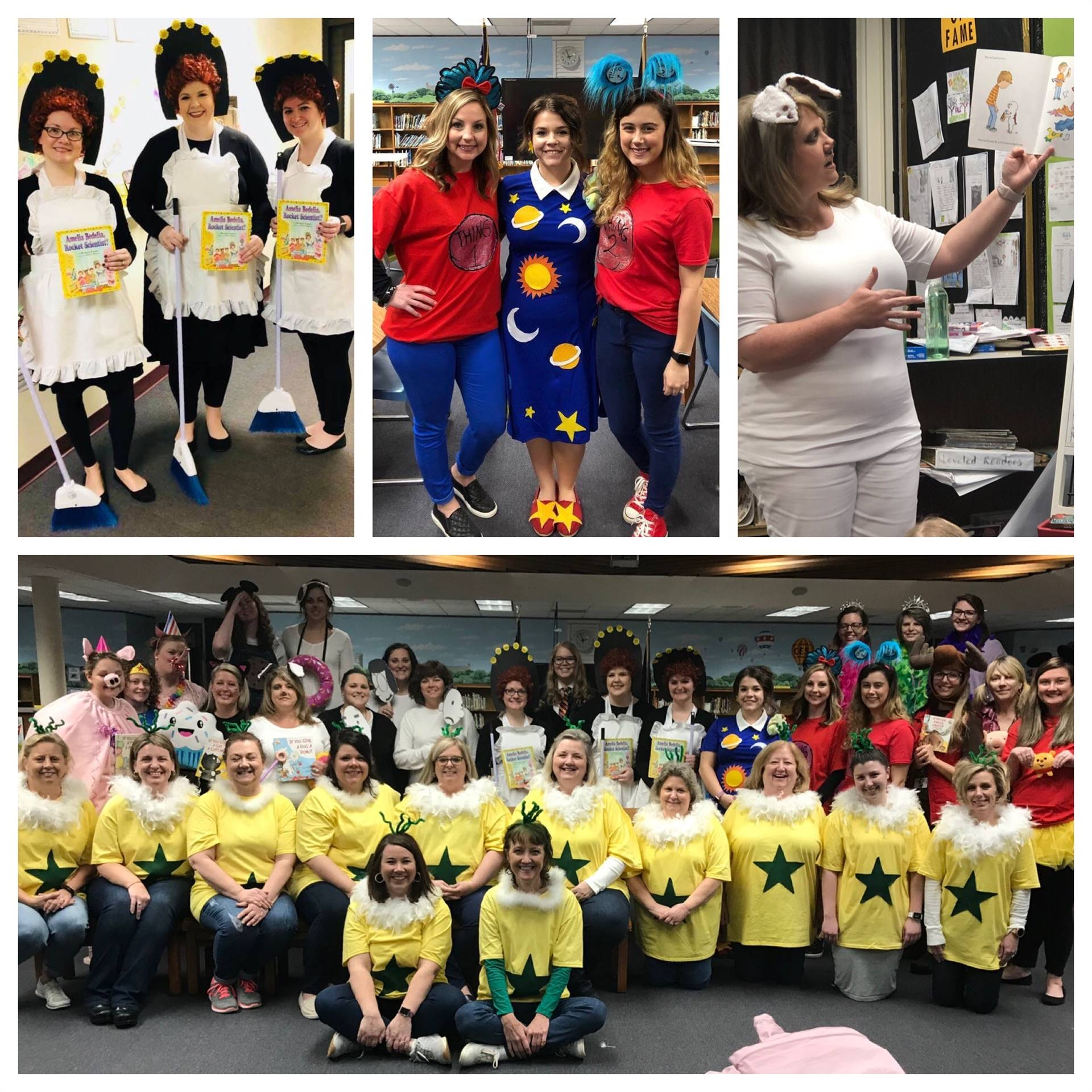 Story Book Character Day