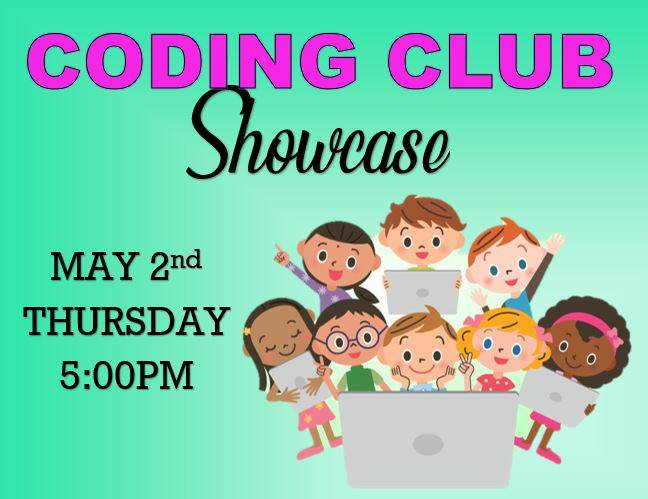 Coding Club Showcase