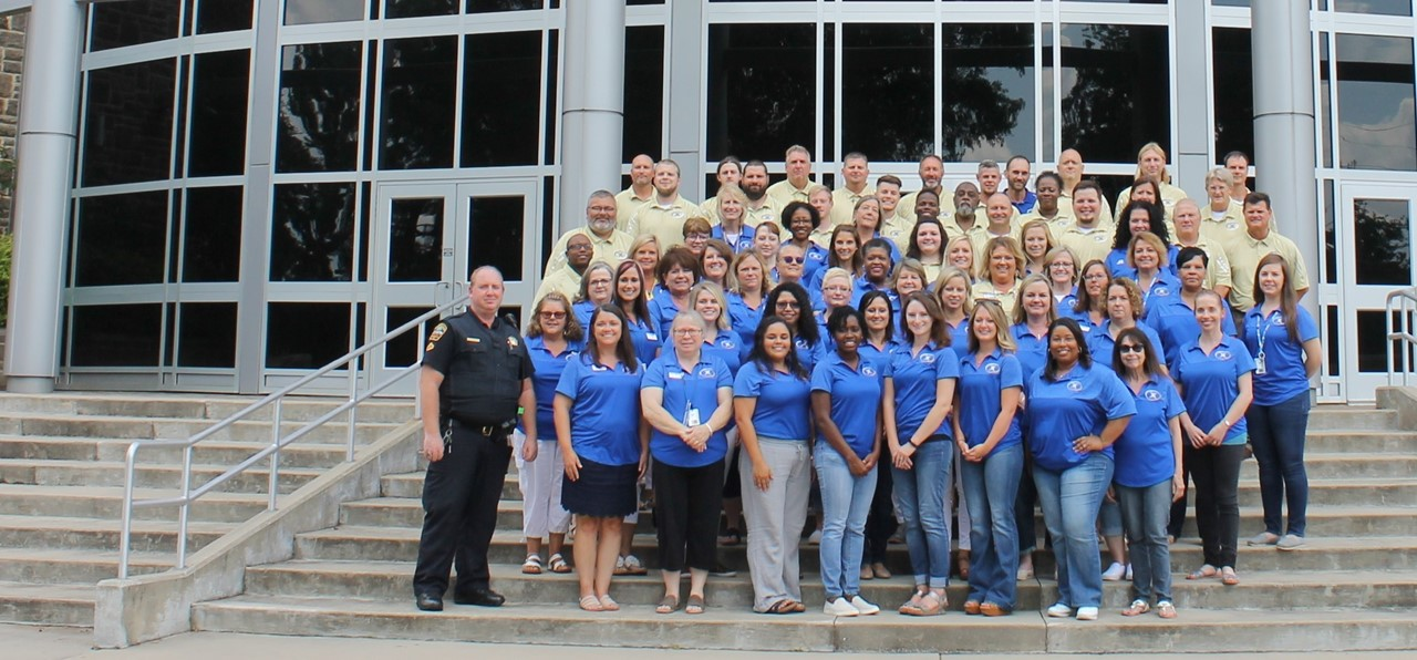 Faculty and Staff 2019-2020