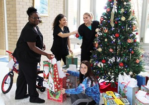SHS Christmas Drive Photos 2017